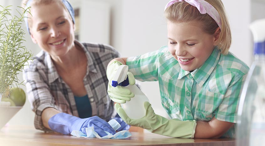 The FIVE Most Important Spring Cleaning Projects Everyone Should Do!
